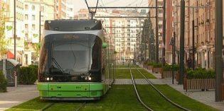 La ampliación del tranvía a Salburua incluye cinco paradas en un trazado de 2,5 kilómetros