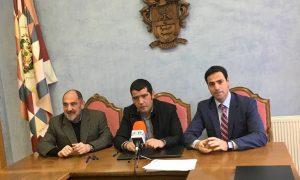 Acuerdo para mejorar la BI-3302 y del saneamiento integral de Mallabia