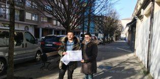 Lasarte-Oria reurbanizará la calle Uistin