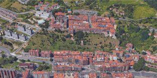 Bilbao creará un parque en la actual ladera de Arangoiti
