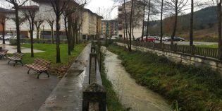 Elorrio mejorará la defensa ante inundaciones por las crecidas del arroyo Toloto