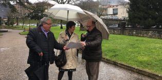 Lasarte construirá un parque cubierto en el parque de Gaztanenea