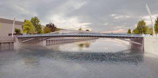 Visesa adjudica a la UTE formada por Ferrovial-Agroman y Viconsa la construcción del puente que unirá San Ignacio con Zorrotzaurre