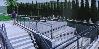 Abanto transformará el acceso al túnel entre Las Carreras y Putxeta