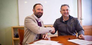 Getaria y la Diputación de Gipuzkoa reformarán el polideportivo municipal