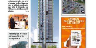 Ya ha salido el número de Abril del Periódico Construcción!!!