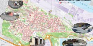 Sestao invertirá 175.000 euros en cinco nuevas obras de accesibilidad