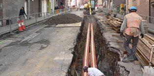 Sestao invertirá 1,1 millones en la renovación de tuberías