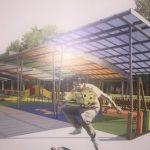 Ortuella inicia las obras para cubrir el parque Otxartaga