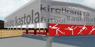 La ikastola de Muskiz tendrá una cancha deportiva cubierta