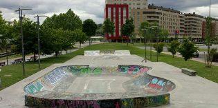 Barakaldo inicia la reforma de las pistas de skate de Lasesarre