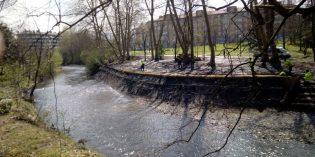 URA finaliza la 2ª fase de las obras de restauración ambiental del río Oiartzun