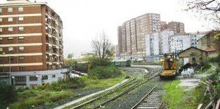 Adif cederá a Basauri terrenos en Pozokoetxe para regenerar el centro del municipio