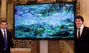 Bizkaia plantea un túnel bajo la ría y completar la Supersur