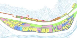 Adjudicadas las obras de urbanización de la Fase A de Zorrotzaurre