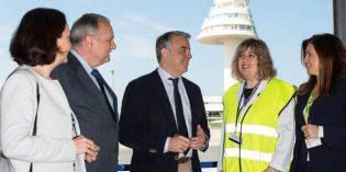 La terminal de Foronda será modernizada