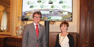 Lakua y Vitoria acuerdan la financiación de los estudios para las nuevas cocheras de TUVISA y para soterrar América Latina