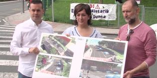 Abanto mejorará accesibilidad en la calle Nueva Avenida de Gallarta