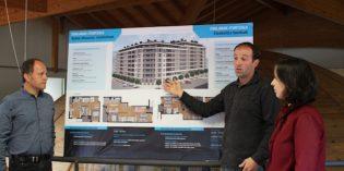 Azpeitia construirá 129 pisos junto al convento de Las Esclavas