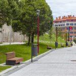 Bilbao Ría 2000 finaliza la primera fase de urbanización de El Carmen