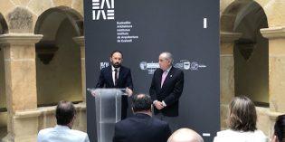 El Instituto de Arquitectura de Euskadi abrirá en otoño en Donostia