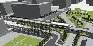 ETS y Zarautz licitarán el proyecto de la nueva estación