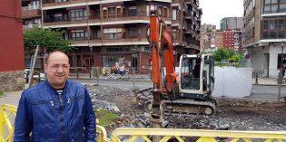 Trapagaran inicia la supresión del paso subterráneo de la Avenida Primero de Mayo