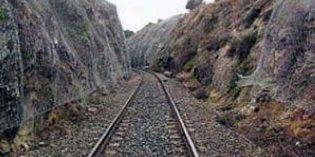 Adif realizará refuerzos de taludes en la red ferroviaria de Bizkaia