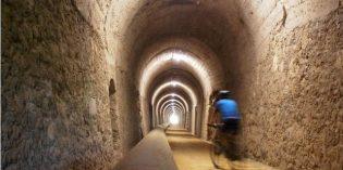 Álava adjudica la restauración del túnel de Leorza-Cicujano