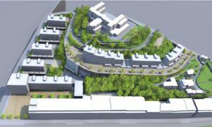 Donostia y Kutxa Fundazioa acuerdan la transformación urbana de Aldakonea