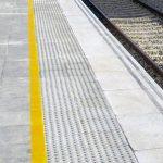 Adif acomete obras de acondicionamiento en la estación de Legazpi