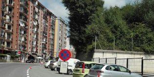 Ermua inicia las obras de asfaltado de la carretera N-634