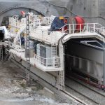 Adif realiza mejoras en el túnel de Gaintxurizketa y el puente sobre el Urumea