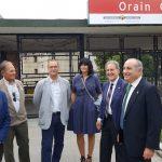 Ayuntamiento de Bilbao y el Gobierno vasco abren un laboratorio experimental en Otxarkoaga