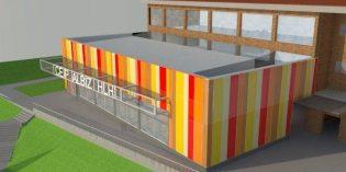 Gobierno vasco licita el gimnasio del colegio Albiz de Sestao