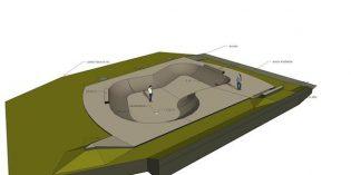 Elgoibar comienza las obras del nuevo skatepark de Basarte