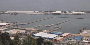 Puerto de Bilbao inicia las obras para la finalización de la primera fase del Espigón Central