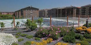 Vitoria colocará cinco instalaciones solares fotovoltaicas