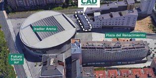 Vitoria construirá un nuevo centro de día junto al Iradier Arena