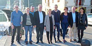 Gobierno Vasco y el Ayuntamiento de Orio cofinanciarán el Proyecto de Muelle Avanzado