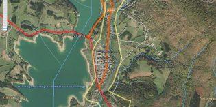 URA licita las obras para mejorar la red de saneamiento en Legutio