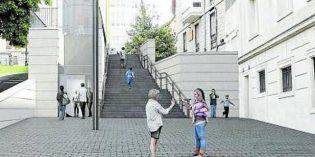 Acuedo para la reforma del entorno del Centro Memorial
