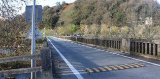 Gipuzkoa modificará el puente de Legarreta de Villabona