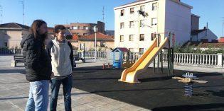 Barakaldo invierte 60.000 euros en el barrio de Rontegi