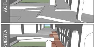 Santurtzi realizará mejoras de accesibilidad en el entorno de Fundación Hogar