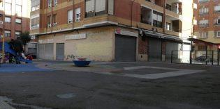 Barakaldo inicia la urbanización de la Plaza Murcia y la calle Doctor Fleming