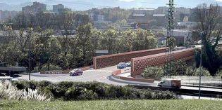 La construcción del puente de la Baskonia comenzará a principios de año