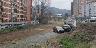 Basauri licita la primera fase del parque de Pozokoetxe