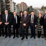 Firmado el convenio para la transformación ferroviaria y regeneración urbana de Irún