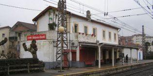 Adif acometerá mejoras de accesibilidad en la estación de Villabona-Zizurkil